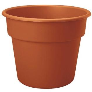 bloem Dura Cotta Round Pot Planter (Set of 12) - Color: Terra Cotta Size: 12.25