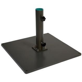 Greencorner Free Standing Umbrella Base - Weight: 133 lb, Umbrella Pole Circumference: 2