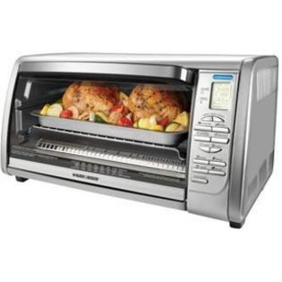 Applica Incorporated/DBA Black and Decker Black & Decker CTO6335S Stainless Steel Countertop Convection Oven at Sears.com