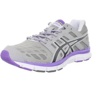 Asics Shoes ASICS Womens GEL-Blur 33 TR Cross-Training Shoe,Silver/Titanium/Neon Purple / 6 at Sears.com