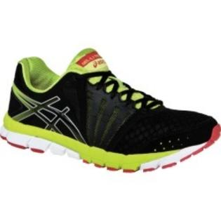Asics Shoes ASICS GEL Lyte 33 2.0 Running Shoe (Men) Black Lime Red  / 12.5 at Sears.com