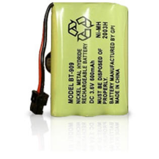 New Green 3.6V 700mAh Ni-MH Battery For Uniden BT909 Cordless Phone at Sears.com
