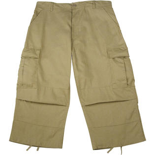 Rothco Khaki Military Rip-Stop BDU Capri Pants at Sears.com