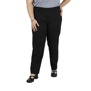 BendOver Black BendOver Pull-On Pants at Sears.com