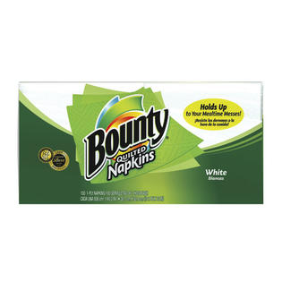 Procter & Gamble BOUNTY NAPKIN 100CT 20/100 PER CASE per CASE at Sears.com