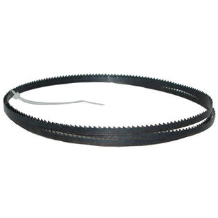 "Magnate M62C12R8 Carbon Tool Steel Bandsaw Blade, 62"" Long - 1/2"" Width; 8 Raker Tooth; 0.025"" Thickness at Sears.com"