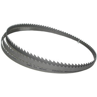 "Magnate M90E38V3 Carbide Tipped Bandsaw Blade, 90"" Long - 3/8"" Width; 3-4 Variable Tooth; 0.032"" Thickness at Sears.com"