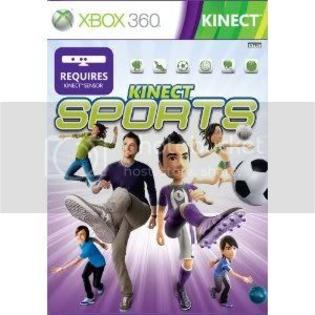 Microsoft Xbox 360 Kinect Sports Video Game at Sears.com
