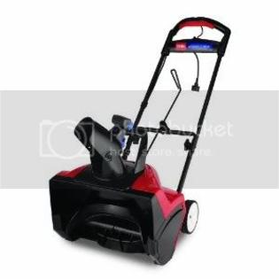 Toro 15 Amp Electric Curve Snow Thrower (Best Seller of the Season!) at Sears.com