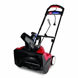 Toro 38381 18-Inch 15 Amp Electric 1800 Power Curve Snow Blower at Sears.com