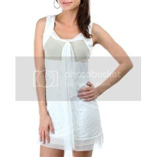 FM Gifts SHIMMER LACE PEPLUM DRESS IVORY at Sears.com