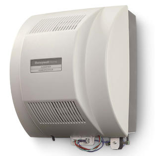 Honeywell Whole House Fan-Powered Humidifier w/ Installation Kit HE360A1075 at Sears.com