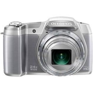 Olympus SZ-16 iHS Digital Camera (Silver) at Sears.com
