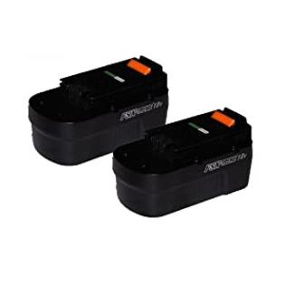 Black and Decker Black & Decker 18 volt  FSX-treme battery (2-Pack) at Sears.com