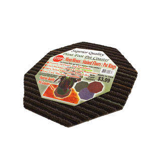 "BULK BUYS Bulk Pack of 28 - Plant coaster, 7"" (Each) By Bulk Buys at Sears.com"