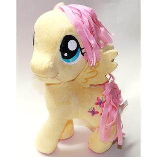 "My Little Pony Hasbro Official My Little Pony Fluttershy 11"" Plush - Friendship is Magic at Sears.com"