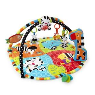 Bright Starts Start Your Senses Safari Activity Gym, Spots and Stripes at Sears.com
