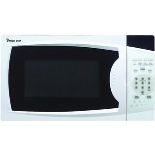 Magic Chef MCM770W .7 Cubic-ft, 700-Watt Microwave with Digital Touch (White) at Sears.com