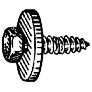 Eagles Tool Hex Head Sheet Metal Screw Attached Loose Washer at Sears.com