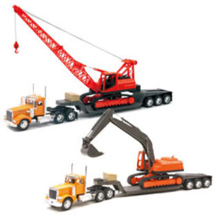 New-ray Toys 1:32 Scale Die Cast Construction Truck Assortment at Sears.com