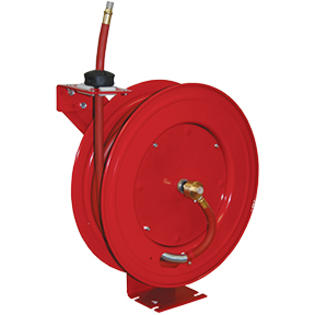 "MEDCO 3/8"" x 50 ft. Retractable Air Hose Reel at Sears.com"
