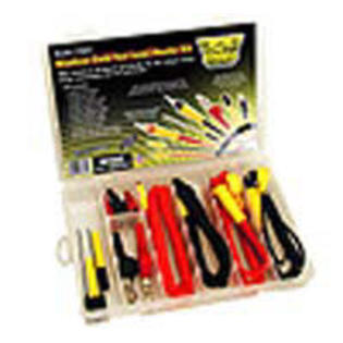 WAEKON 20 Piece Gold Master Test Lead Set In Organized Case at Sears.com