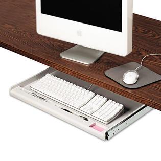 Innovera Standard Underdesk Keyboard Drawer, Light Gray at Sears.com