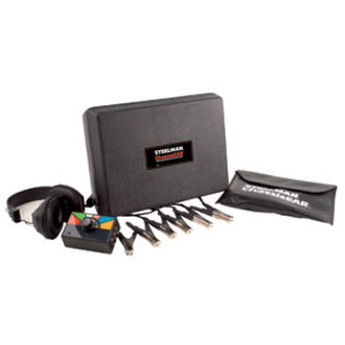 Steelman Electronic 6 Channel Chassis Ear Listening Kit at Sears.com