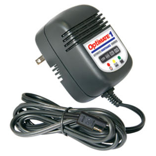 TecMate 12 Volt Automatic Charger And Maintainer at Sears.com