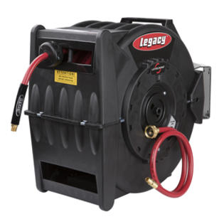 Legacy 100' Retractable Air Hose Reel at Sears.com