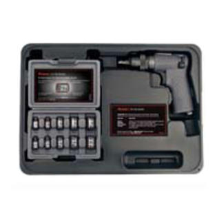 Ingersoll Rand Mini 1/4 Impact Wrench Kit With 10 Sockets at Sears.com