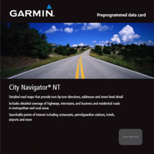 Garmin City Navigator Europe Nt - Benelux/France Digital Map - Europe - France, Luxembourg, Netherland, Belgium - Driving at Sears.com