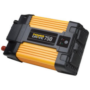 Powerdrive750 Dc To Ac Power Inverter With Usb Port & 2 Ac Outlets - 750 Watts at Sears.com