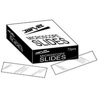 "Jorgensen Micro Slide, Frosted Edge, 1""X 3"", 72/Box at Sears.com"