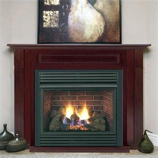 Monessen Bdv400pv7 36-inch Propane Direct Vent Fireplace System With Millivolt Control at Sears.com