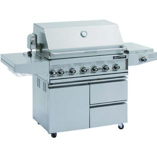 Barbeques Galore Grand Turbo By Barbeques Galore 38-inch Propane Gas Grill On Cart at Sears.com