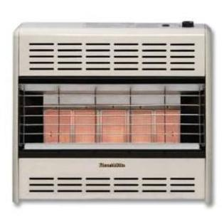 Empire Hearthrite Hr25ml Radiant Vent Free Propane Gas Heater With Manual Control at Sears.com