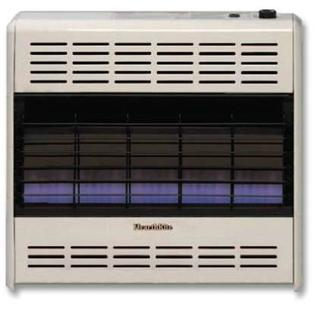 Empire Hearthrite Hb30ml Blue Flame Vent Free Propane Gas Heater With Manual Control at Sears.com