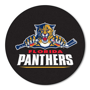 NHL Florida Panthers Hockey Puck Shaped Accent Rug at Sears.com
