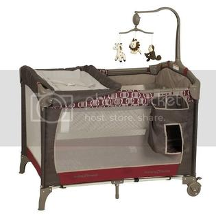 Baby Trend Play Yard - Cherry Chocolate at Sears.com
