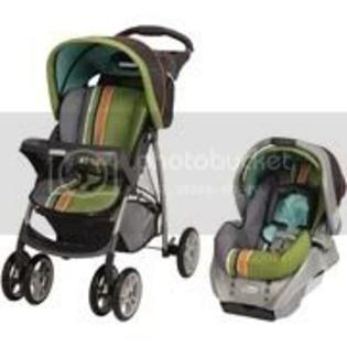 Graco - LiteRider Travel System, Gecko Colors at Sears.com