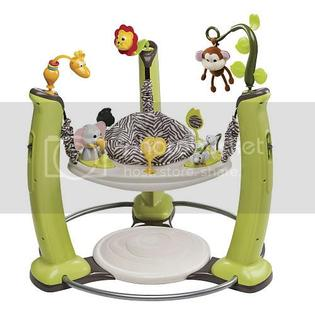 Evenflo ExerSaucer Jump and Learn Jumper Jungle Activity Center at Sears.com