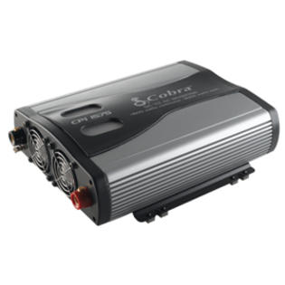 Cobra Cpi 1575 1500W Dc-To-Ac Power Inverter - 12V Dc - 120V Ac - , 5V Dc - Continuous Power:1500W at Sears.com