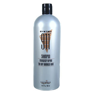 HAYASHI System 911 Shampoo Emergency Repair for Dry Damaged Hair 32.5oz/950ml at Sears.com