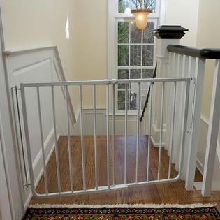 Cardinal Dog Supplies Stairway Special Pet Gate - White at Sears.com