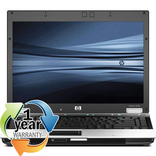 HP REFURBISHED HP EliteBook 6930p C2D 2.4GHz 2GB 120GB DVDRW Windows 7 Pro Laptop Notebook at Sears.com