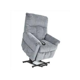 Pride Mobility LC-805 Specialty Collection Medium Lift Chair with Sewn Split Back - Fabric: Leather Promessa at Sears.com