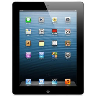 "Apple iPad 4th Generation w/ Retina Display 16GB Wi-Fi 9.7"" Black MD510LL/A at Sears.com"