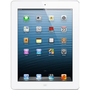 Apple iPad With Retina Display With Wi-Fi 16GB In White - MD513LL/A - 4th generation at Sears.com