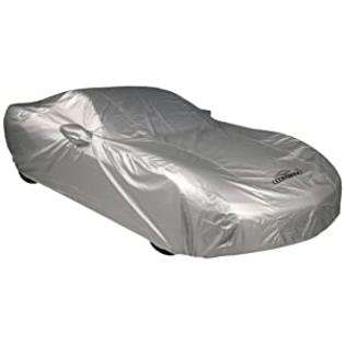 Coverking Custom Vehicle Cover for Chrysler 300 and 300-Letter Series - Silverguard Plus Fabric, Silver at Sears.com